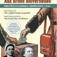 «Aux urnes universelles» en DVD