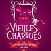 Captations aux Vieilles Charrues – du 16 au 19 juillet