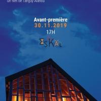 2 avant-premières «d'Escale en Eskal», Ouessant le 30 novembre, Chateaulin le 15 décembre