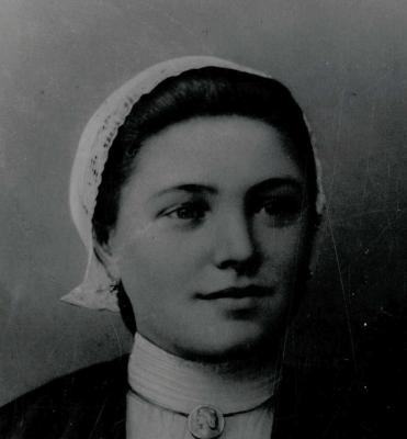 Joséphine Pencalet, une pionnière (1925)