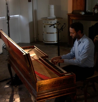 Benjamin Alard, Clavichord & Organ concerts