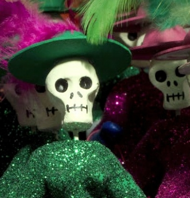 Mexico fête ses morts